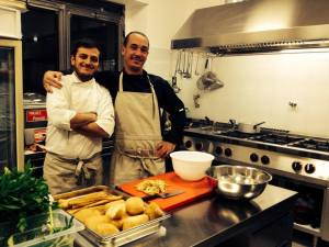 Culinaria & il territorio laziale -Trattoria Epiro- Marco Mattana- Trattoria Epiro