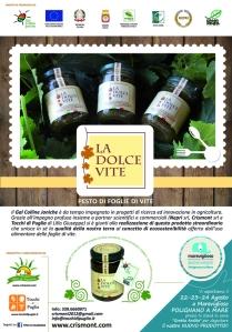 """pesto di vite """"La Dolce Vite""""-Puglia"""