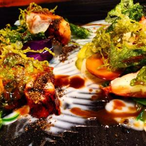 Francesco Apreda - Imago Hotel Hassler Roma -Octopus and Seaweed, Uma-Mia Blend