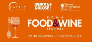 RomaFood&Wine Festival 2014