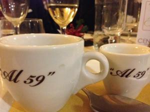 """Ristorante Al59 appuntamenti cine-gastronomici con Federico Fellini -Ceneteca """"Fellini Sapori Visioni"""""""