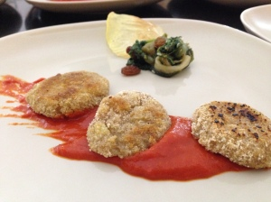 Alessandra Rotili - Cucina Borghese Roma - cucina vegana