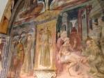 Montefalco-Perugia- Museo civico San francesco- affreschi di Benozzo Gozzoli
