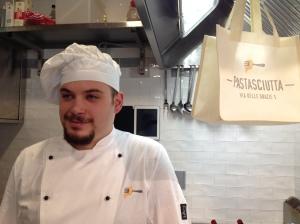 Pastasciutta _ via delle Grazie 5 Roma _ laboratorio con cucina _ pasta fresca