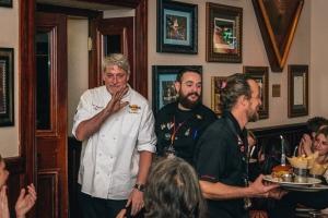 Hard Rock Cafè - Roma - chef Gianfranco Melillo