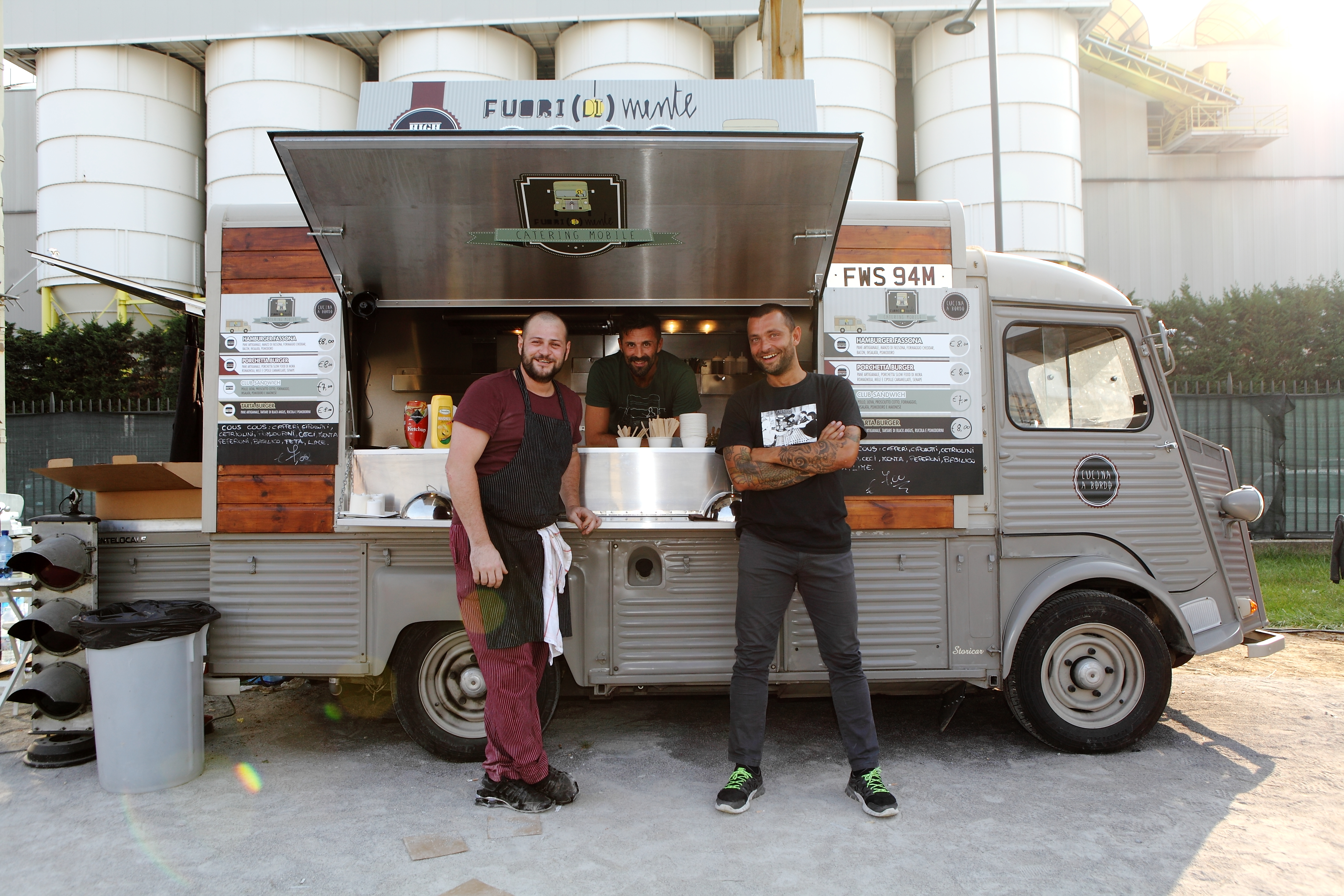 Streeat food truck festival 2015 27 28 e 29 marzo roma a for Food truck bar le duc