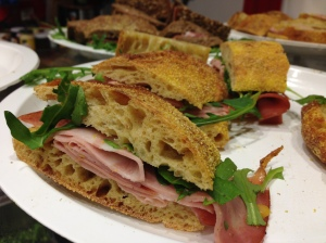 oTBReD _ piazzale Clodio Roma _ panini gourmet _ street food
