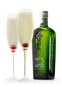 No. 3 London Dry Gin_Pallini