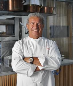 Igles Corelli_ ristorante Atman