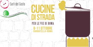Cucine di strada per le vie di Roma- Garbatella - 8/11 ottobre 2015