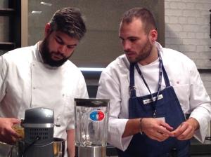 Marco Martini- Stazione di Posta- Roma -CookingForArt 2015