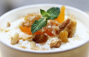 "Yoghurt Biologico ""Barikam-à"" - Ciao Checca breakfast bar- Roma"