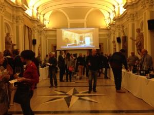 Dove il gusto prende forma- Roma-palazzo Rospigliosi- Colli Euganei