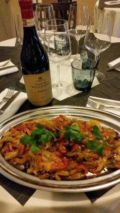 Aumm Aumm ristorante di cucina napoletana a Roma