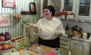 Chiara Silvestri personal chef