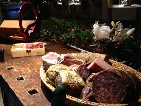 CucinaAtipica Osteria Creativa -Roma- via Lucania 37 - cucina umbra