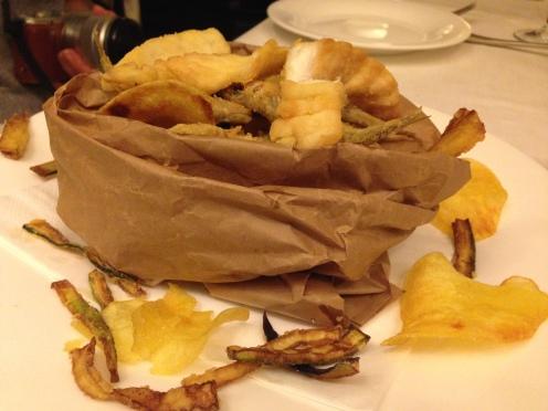 ristorante Villa Paganini- Roma-mangiare pesce a Roma- ristorante sardo- via Nomentana-quartiere Trieste-cucina espressa-cucina di pesce