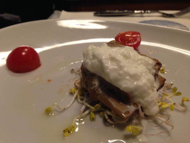 Plancha-roma-ristoranti a roma- cucina a 200 gradi- plancha cucina di pancia