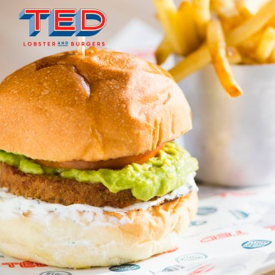 TED Lobster and Burger- Roma- menu lunch- lobster- piatti internazionali-pausa pranzo a roma