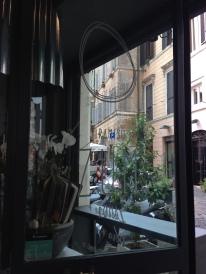ZUM- Roma- tiramisù- artigianale-piazza del Teatro di Pompeo 20