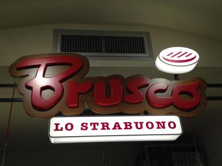 Brusco lo Strabuono- bruschette gourmet- Trastevere- Roma- Streetfood