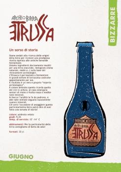 Adriano Baldassarre- ristorante Tordomatto-Roma- Chef Bizzarri- Birra del Borgo- Birre Bizzarre