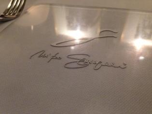 Il fascino di una cena da u201ctaziou201dcon leleganza del menu di niko