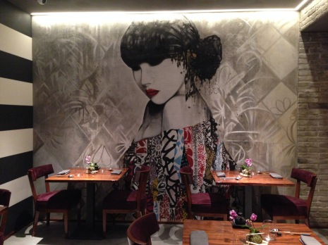 Le Asiatique-roma-largo della fontanella borghese-ristorante asiatico fusion-chef Daniel Cavuoto