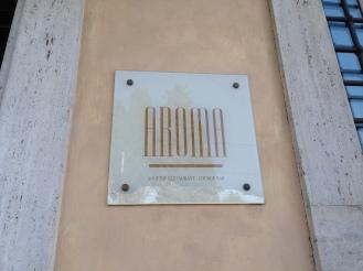 Aroma ristorante- stella michelin- chef Giuseppe Di Iorio- Palazzo Manfredi -Roma- cucina mediterranea-vista Colosseo