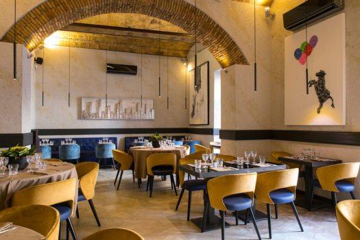 Clotilde Tradizione & Spirits -Roma-Centro storico- piazza Cardelli 5 -Slow Food -piatti della tradizione