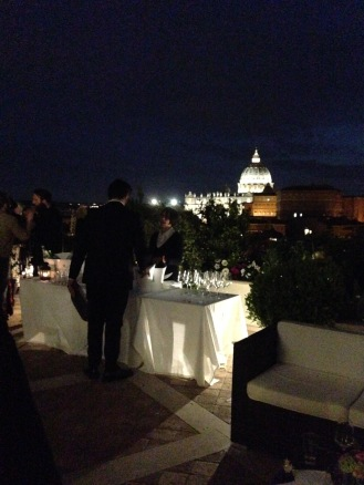 Les Etoiles-Hotel Atlante- quartiere Prati-Roma-terrazza-menu all-day-long