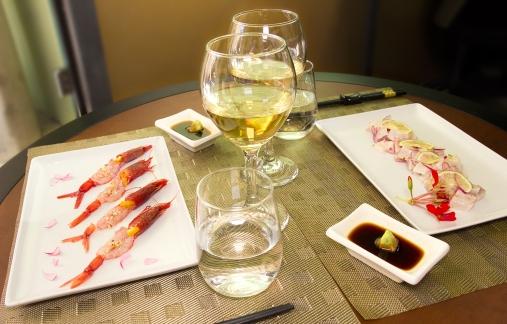 OiSushi-cucina nippo-brasiliana-ristorante fusion-Roma-Corso VIttorio Emanuele 143-