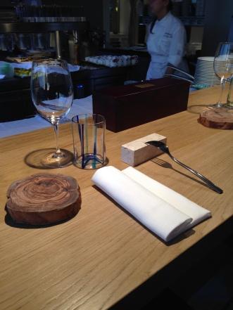 Giuda Ballerino!-Roma-Rooftop Restaurant-chef Andrea Fusco-terrazza con panorama su Roma-il tavolo dei gourmet