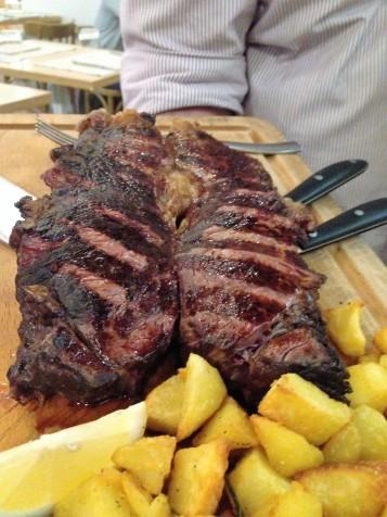 Bibi Brace & Cucina-Roma-osteria - brace di carne-brace di pesce- tradizione romana- vini naturali-dolci fatti in casa