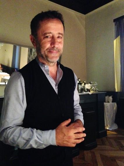 eit restaurant-roma-via torino-chef luigi nastri-cucina contemporanea-Hotel Rex