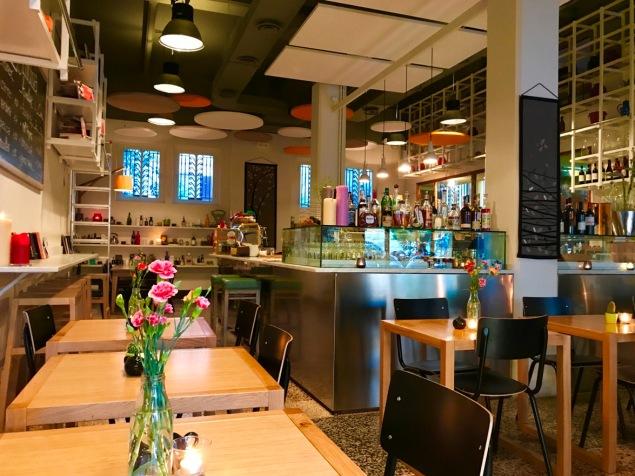 L'Officina - Cucina dal Mondo-Roma-Via G. Avezzana, 19/21-cucina fusion-cucina mediterranea-cucina asiatica