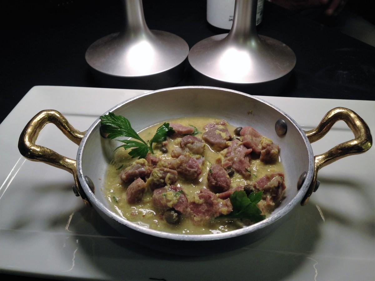 Assaggia roma in via margutta la cucina romana tra for Antiche ricette romane