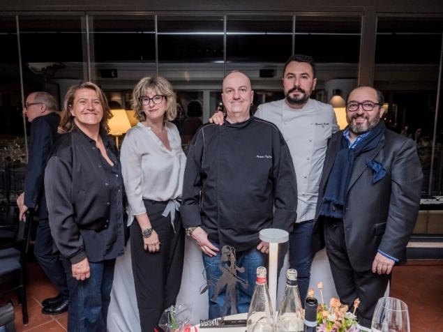 sina contest chefs cup - finalissima V edizione - giuria e chefs