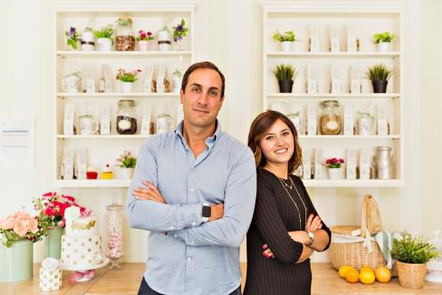 Stefano Rocchi e Viviana Lorenzini