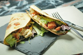 Tacos di pollo e guacamole 2
