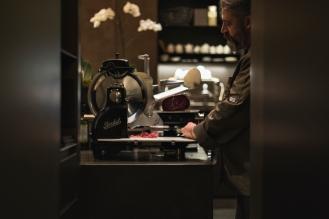 lo chef Giorgio Baldari