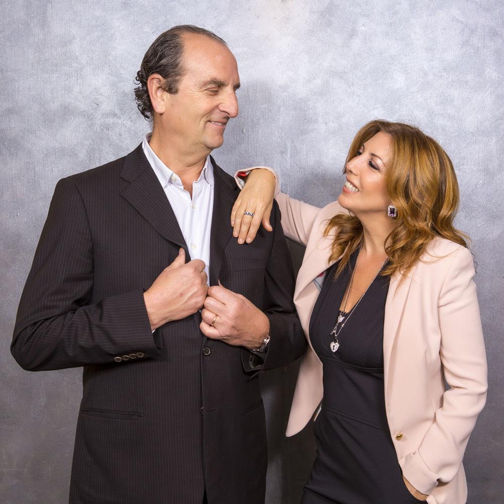 Tina e Claudio Vannini light
